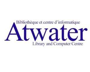 The Atwater Library Logo